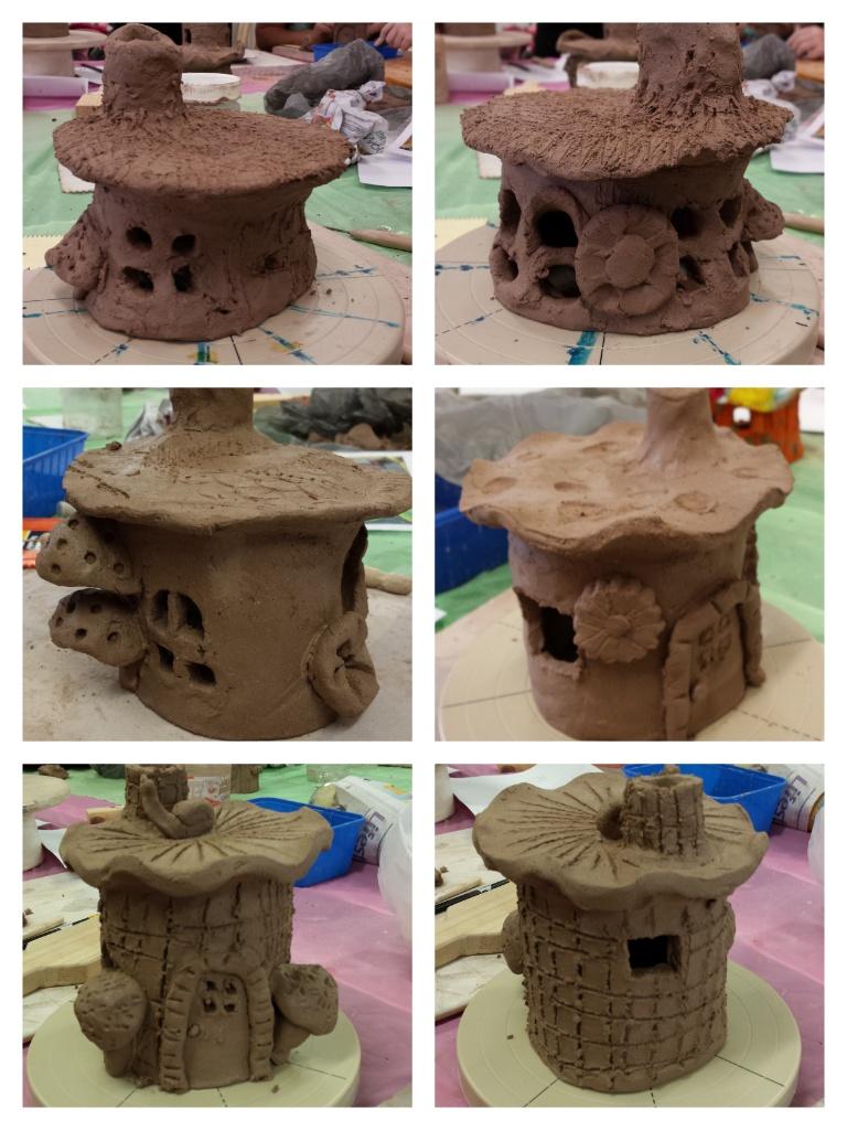 Fairy Tree Houses